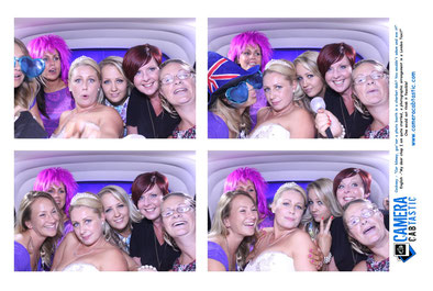 Black Cab Photo Booth Hire Chartwell House