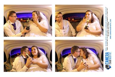 Mr & Mrs Walshe Wedding The Felbridge Hotel Photo Booth