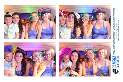 Glenmore House Wedding Photo Booth