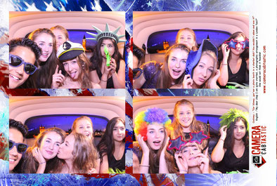 Birthday Party Photo Booth Hire Surrey