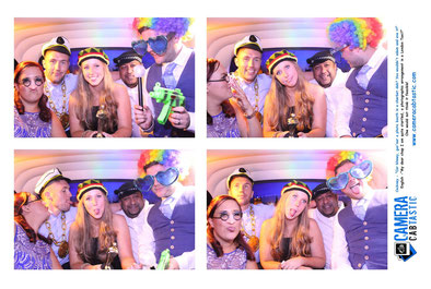 Mr & Mrs Gorden Wedding Bower Hill Farm Photo Booth