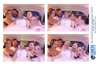 Shaw Wedding Taxi Photo booth Osterley Park