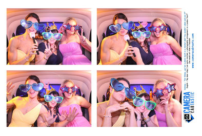 London Cab Photo Booth Wedding Pembroke Lodge Richmond