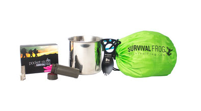 Survival Frog Mess Kit