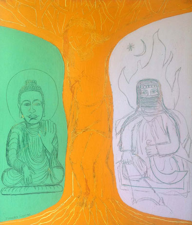55.  Lord Buddha, Jesus , Muhammad  1- Courtesy of John Herbert