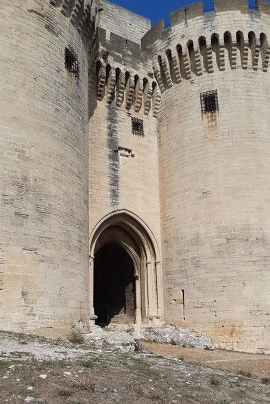 Bild: Fort Saint André in Villeneuve-les-Avignon