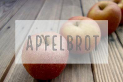 Apfelbrot, Apfel, Brot