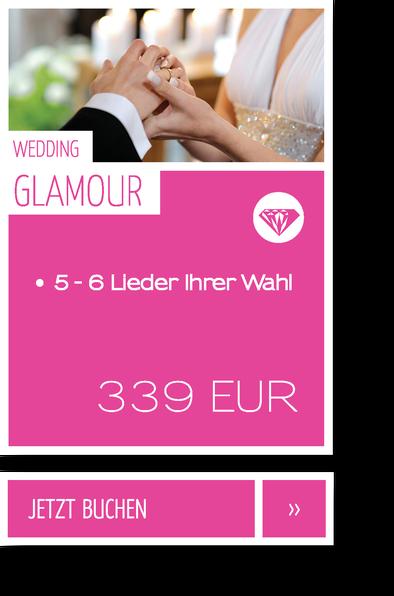 Ihre Hochzeitssängerin Elisabeth Wörmann: Preise & Leistungen Wedding Basic für 219 EUR