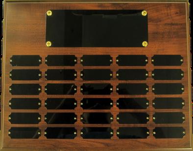 Perpetual plaque