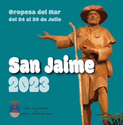 Fiestas de San Jaime en Oropesa del Mar