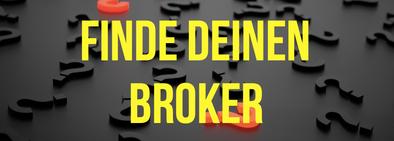 Finde deinen Broker Investor Schule