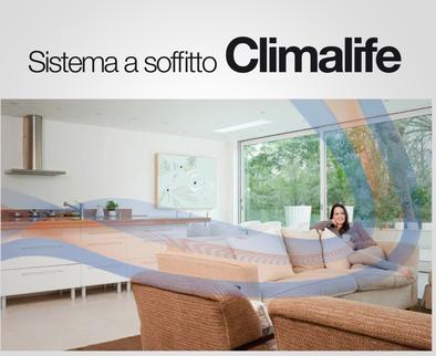 RISCALDAMENTO A SOFFITTO PARETE PREZZO CHIAVI IN MANO CLIMALIFE