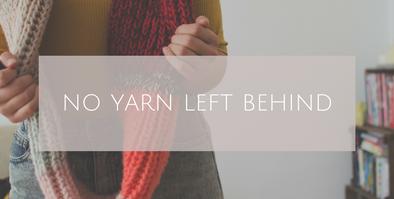 Fisherman's rib – knitted scarf