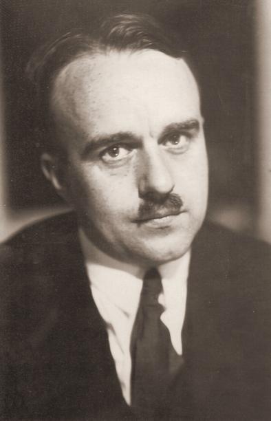 Historic photo: Erwin Bowien, 1926
