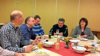 Bild: Fraktionssitzung CDU Schenefeld