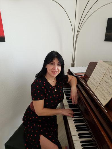 Klavierunterricht in Esslingen und Stuttgart - auch Hausbesuche