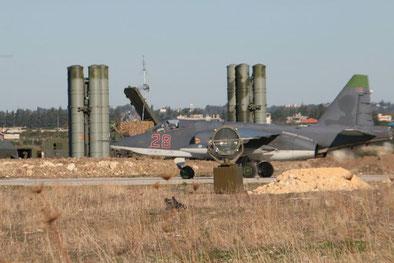 "С-400 ""Триумф"" на базе Хмеймим"