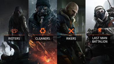 Die Gegnervielfalt ist recht gering [Quelle: Ubisoft]