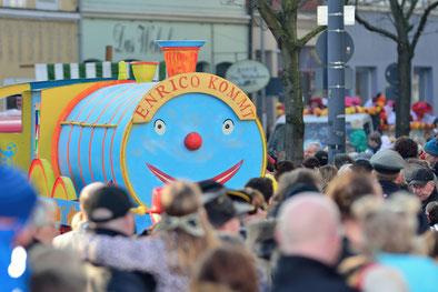 Karneval Hamm, Fotografie aus Hamm und Umgebung, Jörg Rautenberg