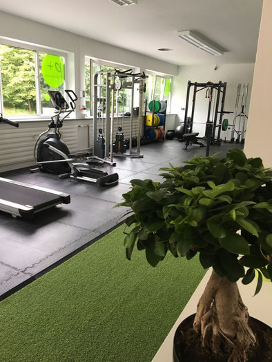 Physiotherapie Solingen Personal Training