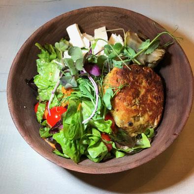 saladbowl mit kartoffel linsen k chlein rezepte rund ums kochen im alltag. Black Bedroom Furniture Sets. Home Design Ideas