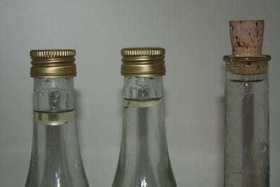 Hydrolat mit aufschwimmender ätherischöl Fraktion