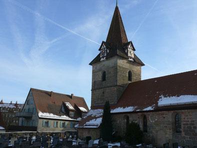 Johanniskirche in Neunhof