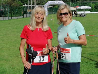 Für die Sportunion Schärding starteten Anni Zallinger und Rosemarie Ranftl.    1. Platz: Anna Zallinger 1:07:03  3. Platz: Rosemarie Ranftl 1:08:07    Wir gratulieren recht herzlich zu diesen top Leistungen 🏆👏🏻