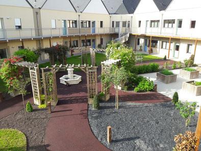 Aménagement d'espaces collectifs - Jardins - TTA
