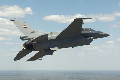 F-16IQ-D Block 52 - © Lockheed Martin