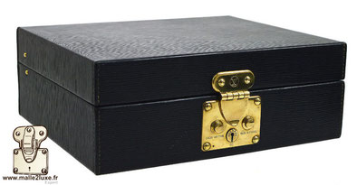 Ecrin à cigares Louis Vuitton noir