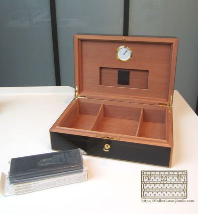 Coffret 75 cigares Louis Vuitton  Reference : M58562