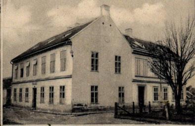 Volksschule in Ringelsdorf