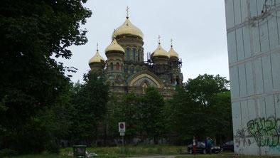 Karosta, orthodoxische Kirche