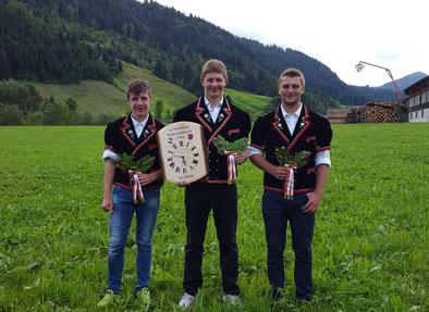 Suter Lukas, Noe Van Messel , Meier Daniel