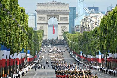 Défilé 14 juillet (Paris)