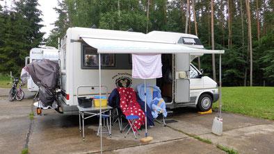 Unser Hausfrauentag  am Rande des Müritzer Nationalparks