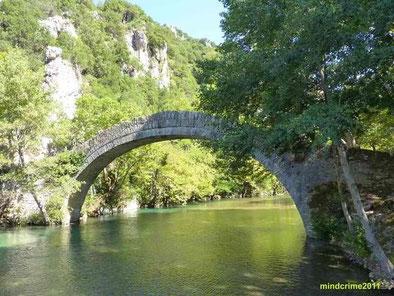 Kleidonia's bridge