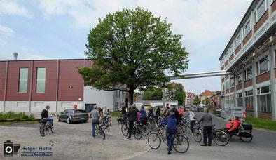 Entdeckertour mit dem Fahrrad