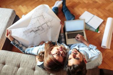 Wünsche, Realitäten, Trends im Wohnungsbau