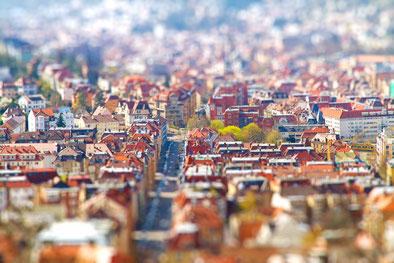 Gebäudearten, Wohnungstypen, Bauweisen im Wohnungsmarkt in Deutschland