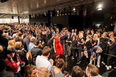 ART.FAIR 2015 Fashion Show Emre Tamer Copyright Achim Hehn