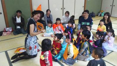 大分市大在の英語教室、いもと英会話スクールはこどもの聞く、話す力を徹底的に鍛えます