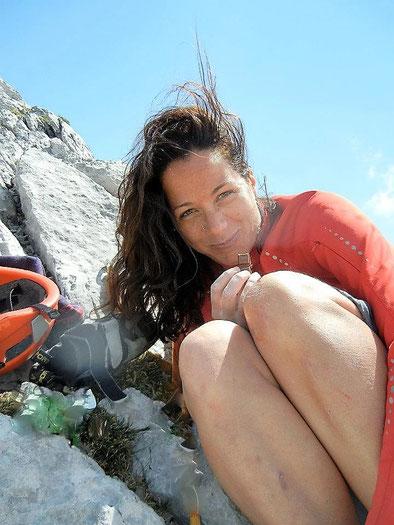 Bergwanderführerin Österreich Frankreich