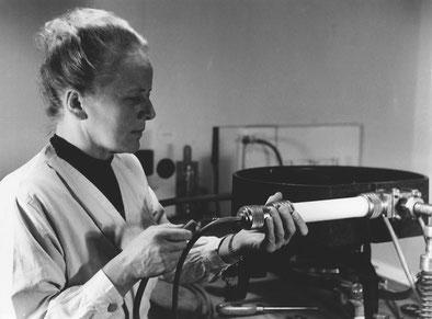 La chimiste allemande Ida Tacke-Noddack