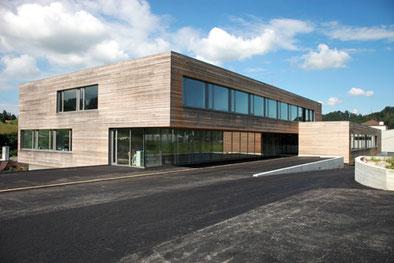 Schulhaus Heilpädagogische Schule Willisau HPS