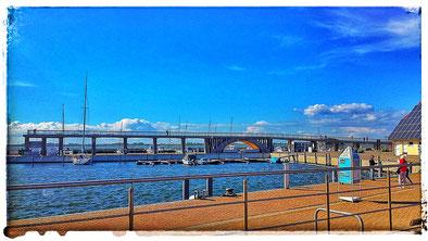 Kreideverladebrücke Wiek