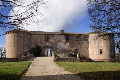 Château de Piquecos (82) - Photo Marie-Lise Gauthier
