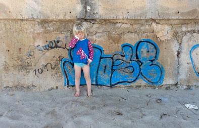 Pferdepulli & Grafitti