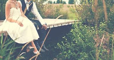 Grüne Hochzeit - Foto Pixapay